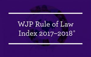 WJP Rule of Law 2017-2018