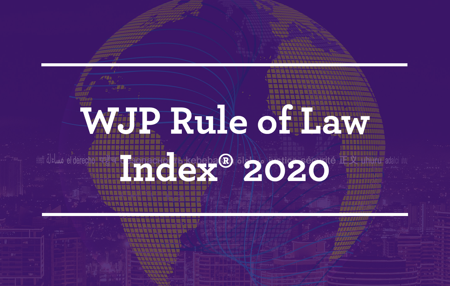 WJP Rule of Law 2019
